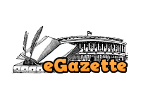 e-Gazette | External link that open in new